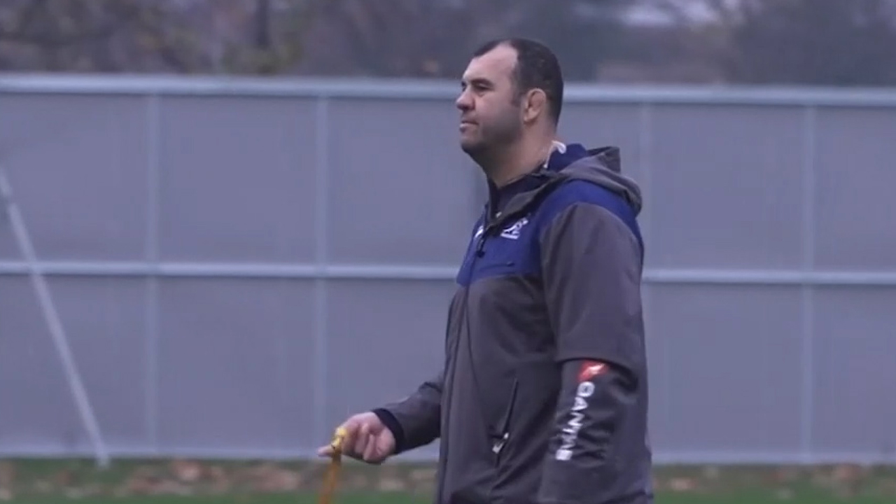 Cheika on the out?