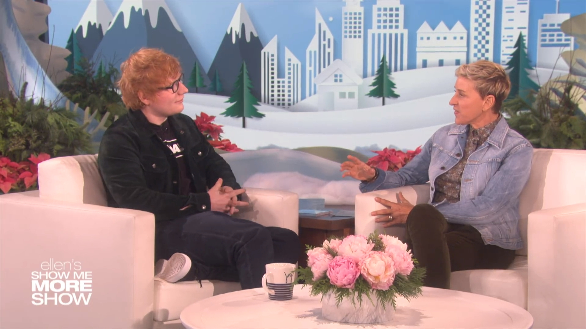 Ed Sheeran discusses working with Beyonce
