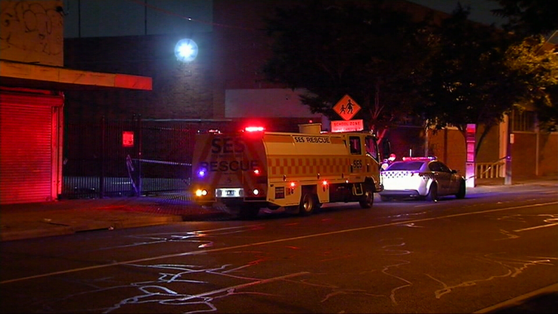 Investigation underway after man stabbed in Melbourne