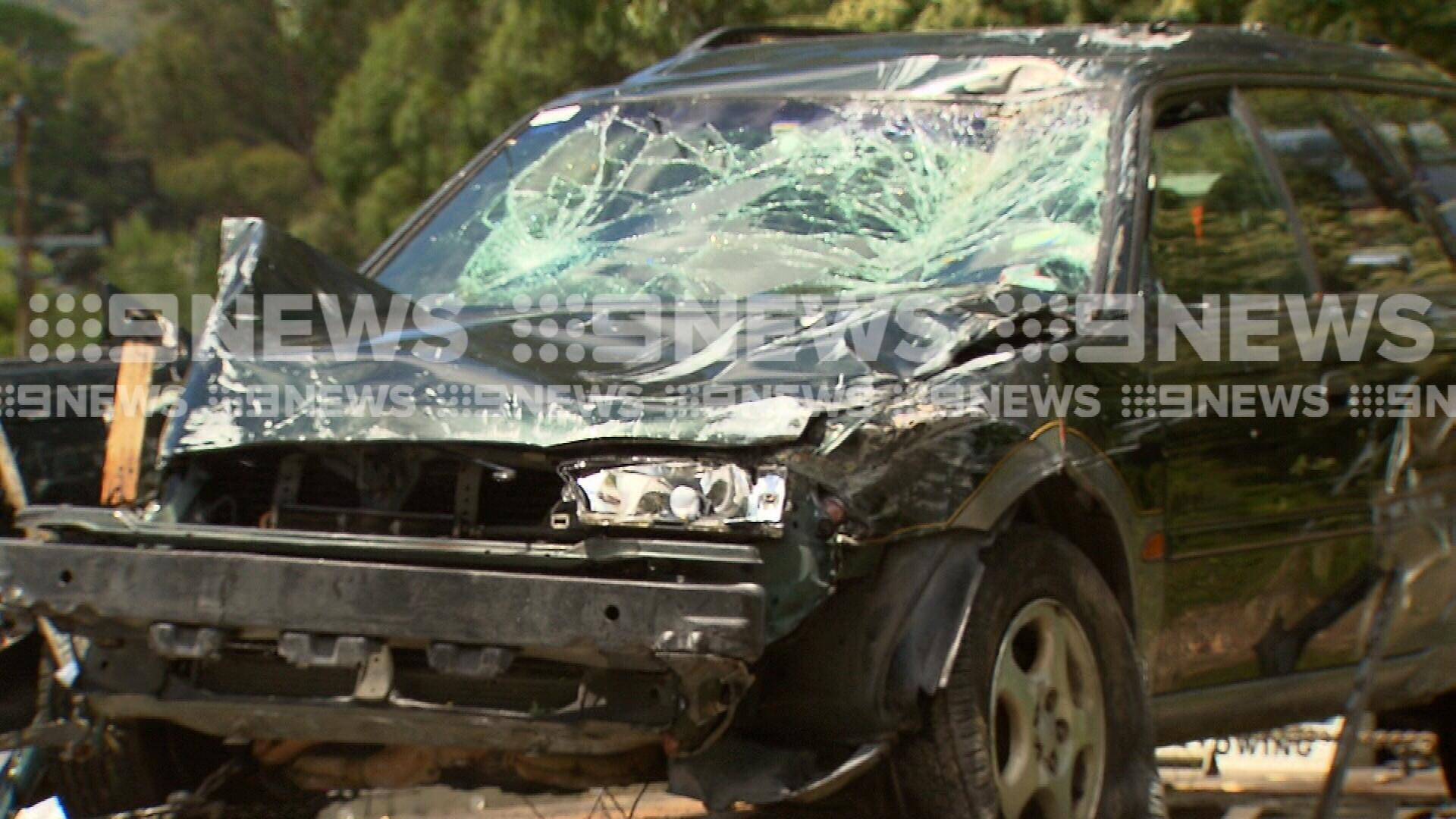 Car smashes into home