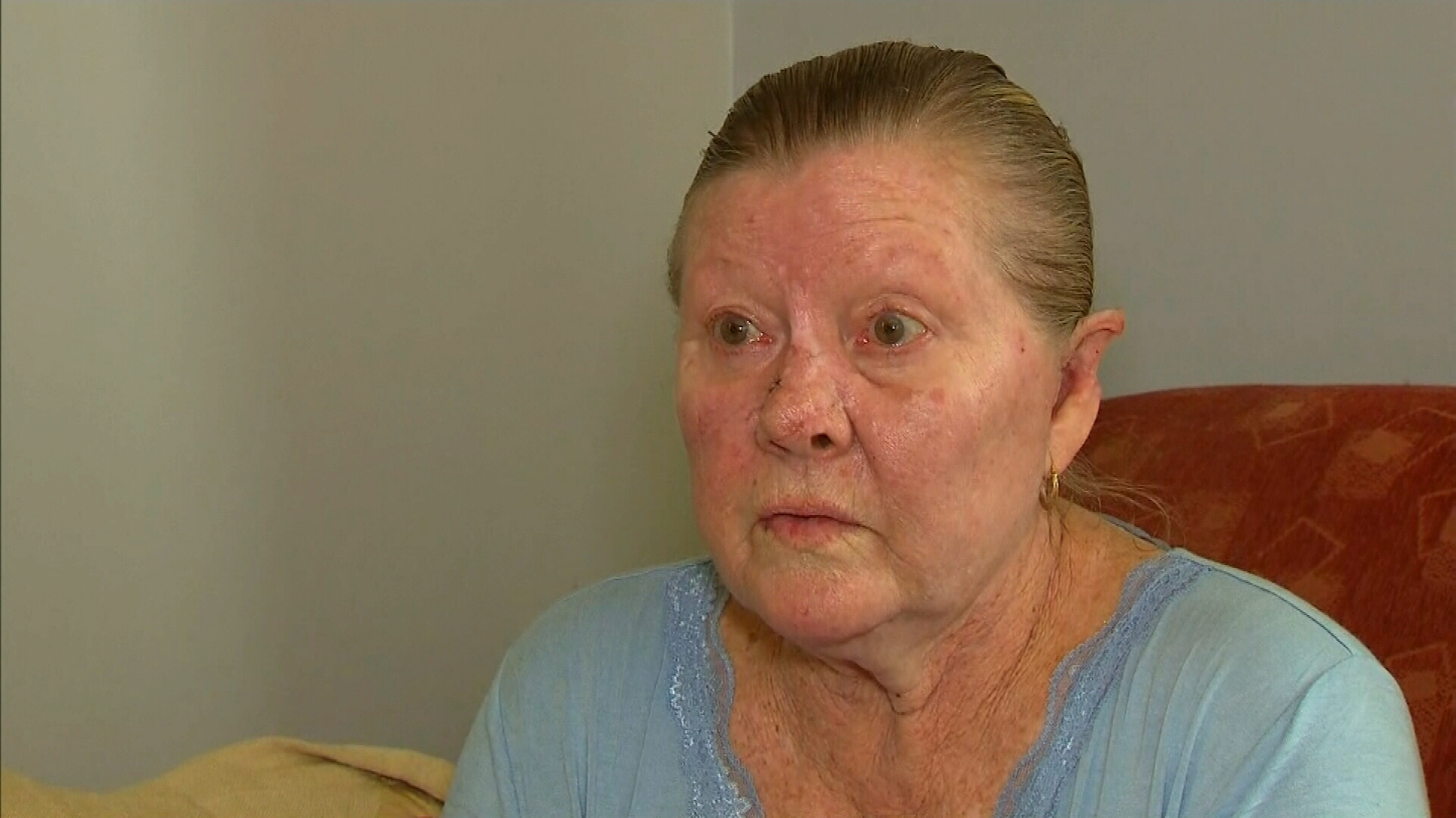 Grandmother speaks on dance party death