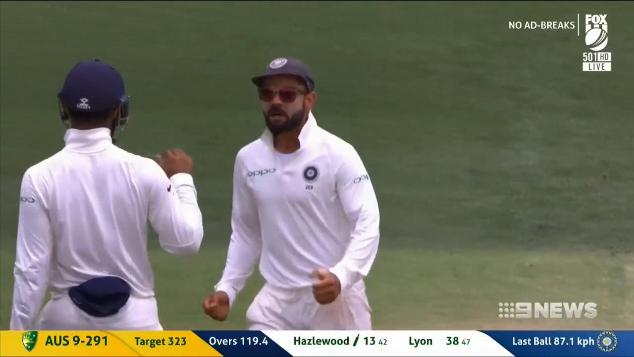 India takes 1-0 series lead