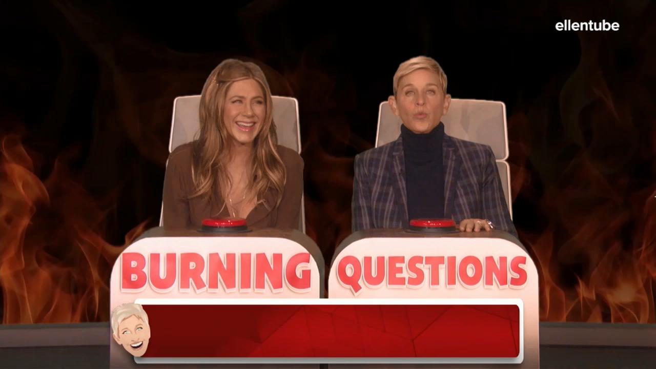 Jennifer Aniston reveals she watches TV naked