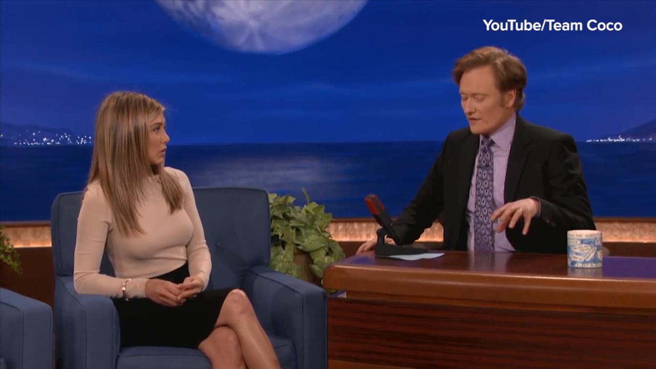 Jennifer Aniston was unfazed by nudity on 'Wanderlust' set
