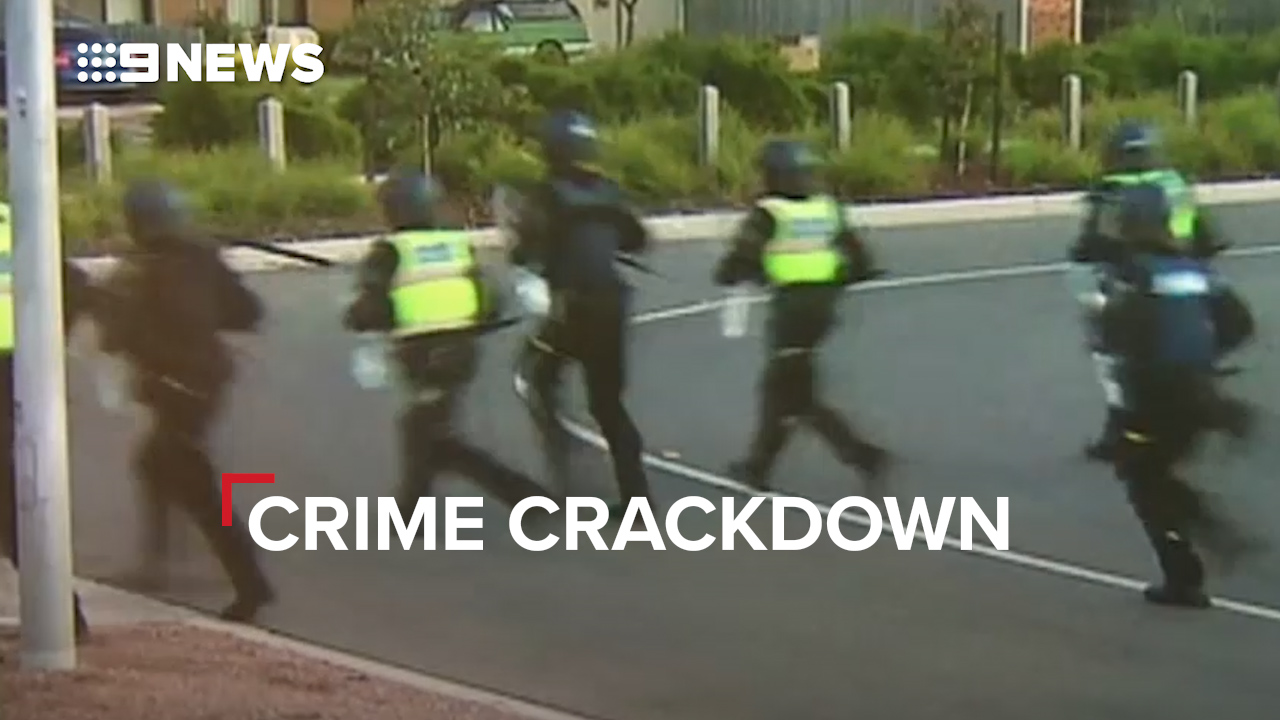 Politicians' vow to crackdown on crime