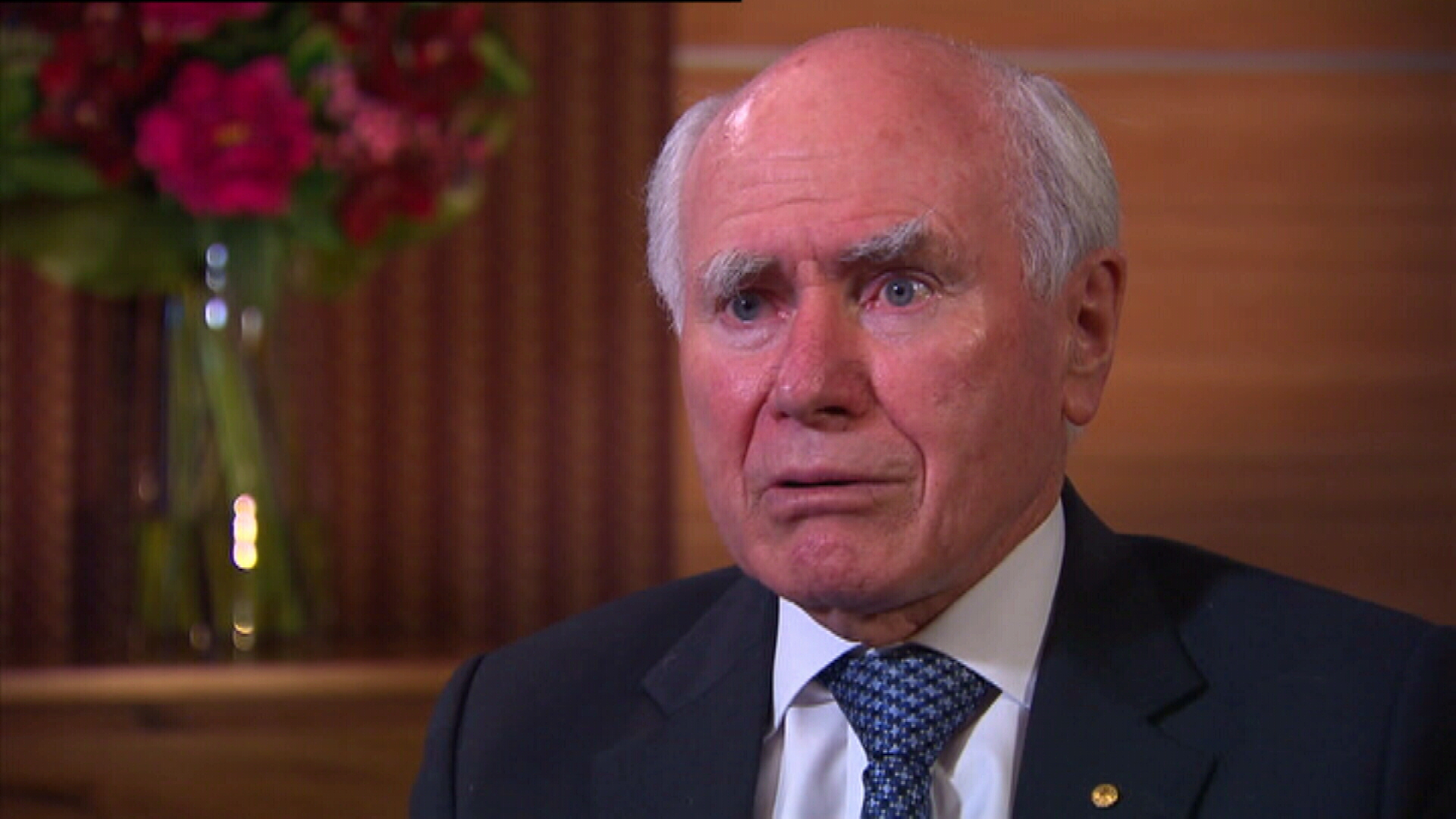 John Howard calls for immigration debate