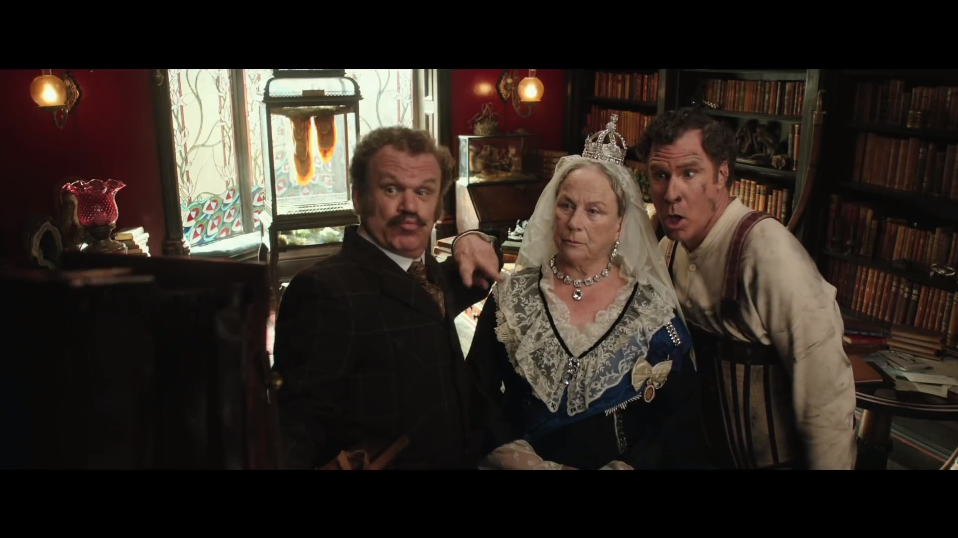 Holmes and Watson official trailer
