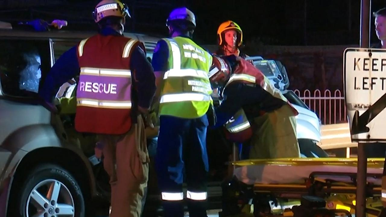 Western Sydney crash