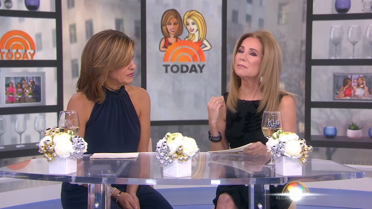 Kathie Lee Gifford confirms departure from US 'TODAY' show