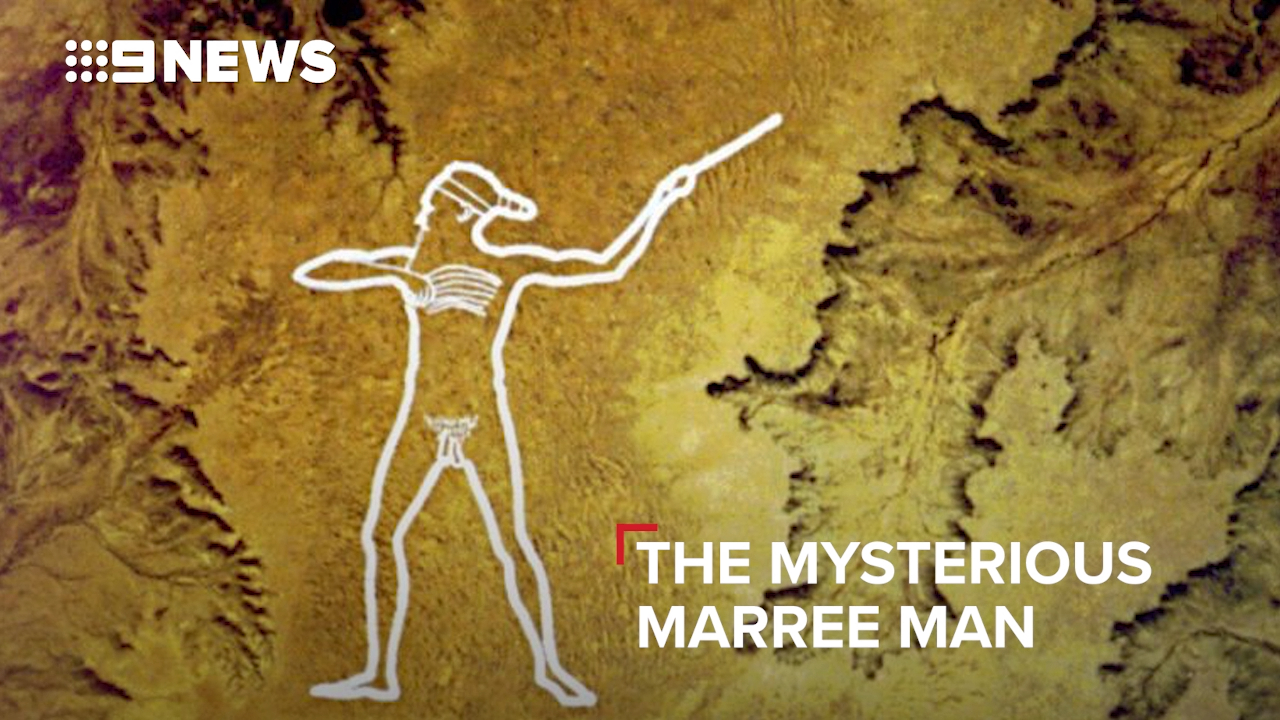 The Marree Man mystery