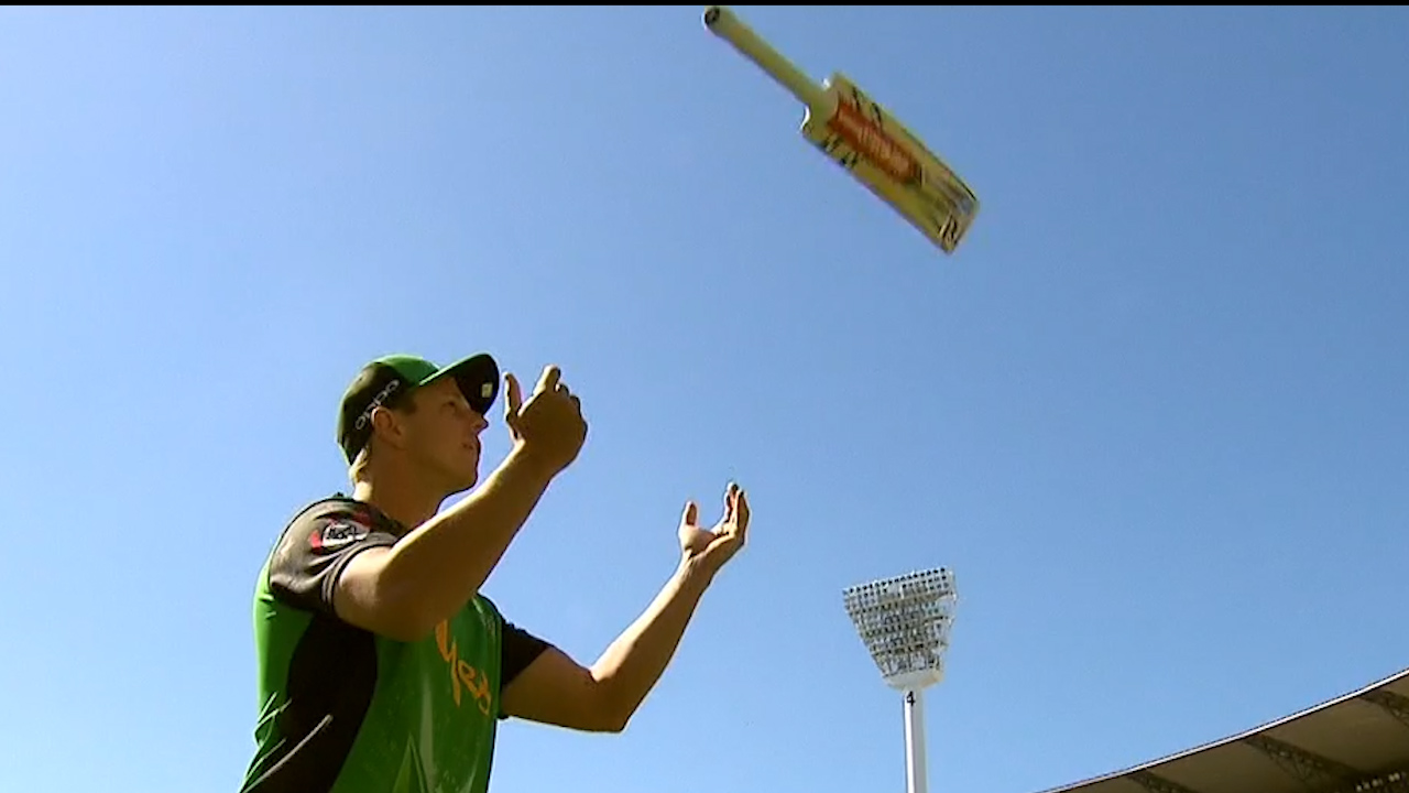 Bat flip introduced in BBL
