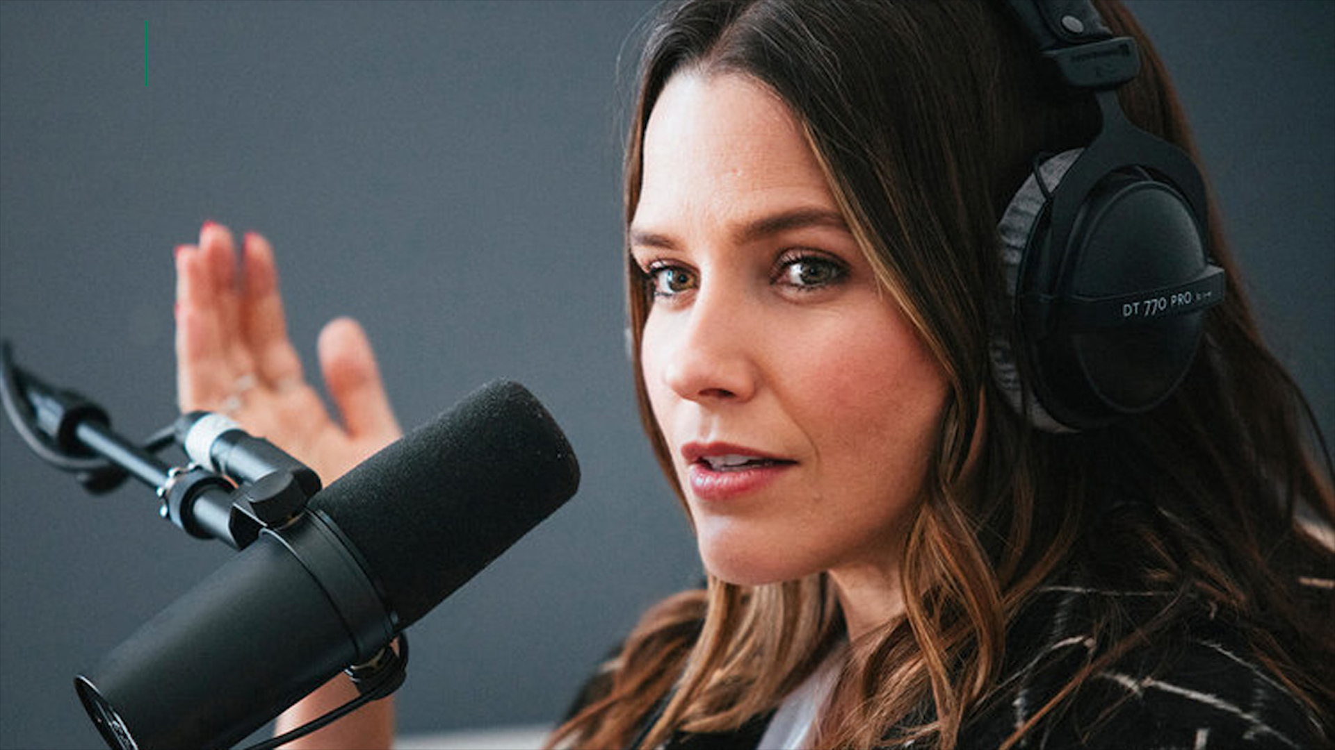 Sophia Bush reveals why she quit 'Chicago P.D.'
