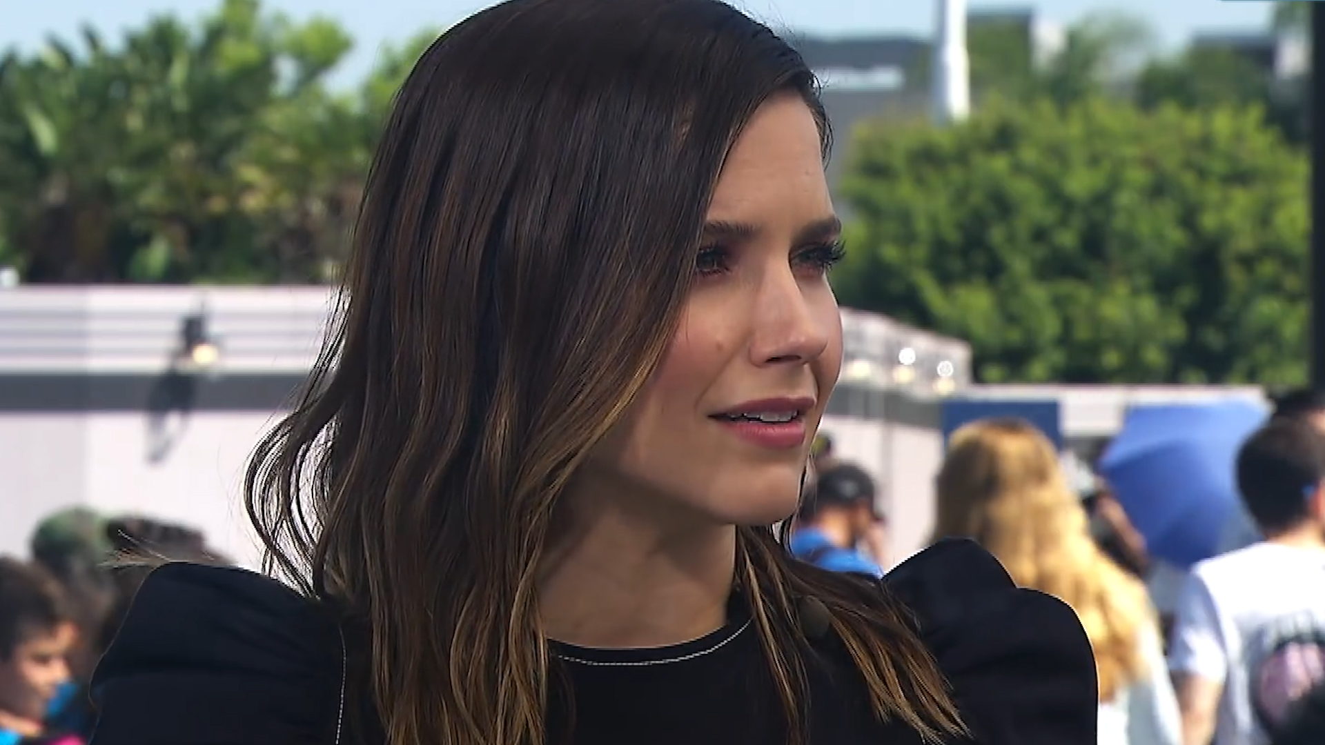 Sophia Bush opens up about being overworked
