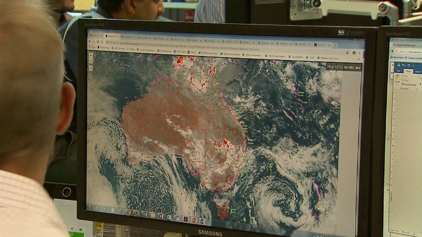 Melbourne warned to prepare for heavy rain