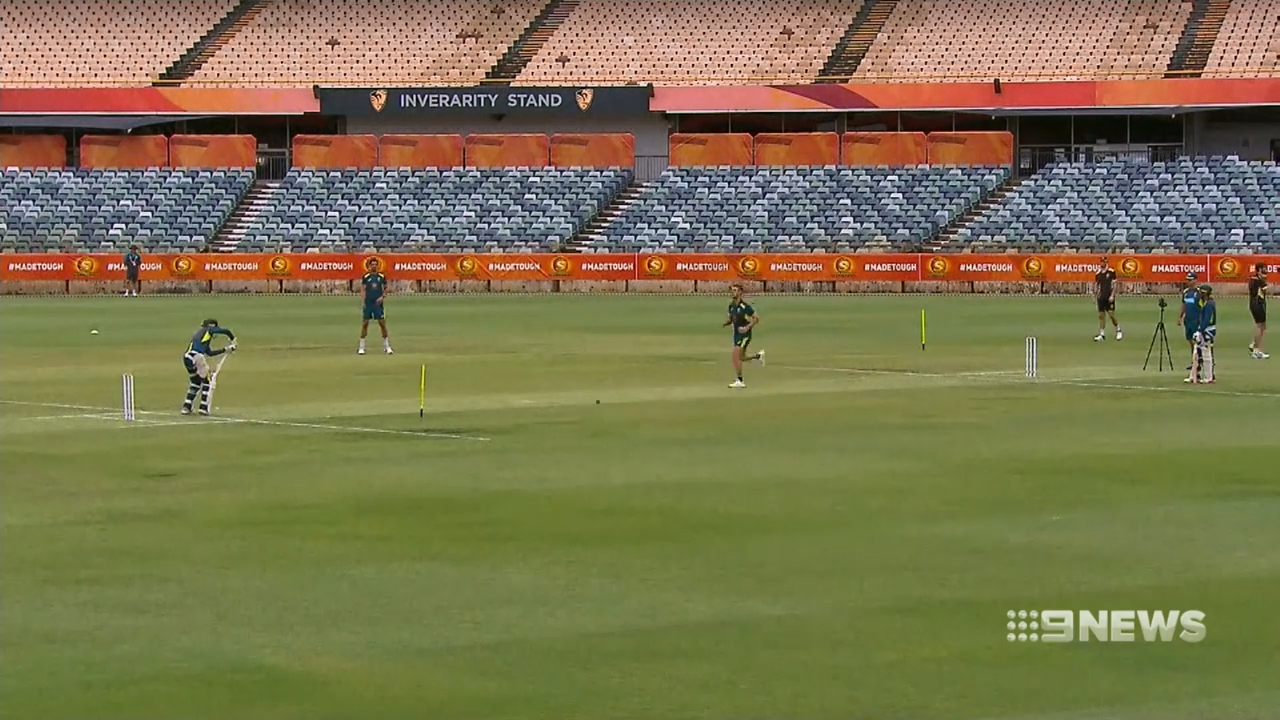 Aussies gearing up for second Test