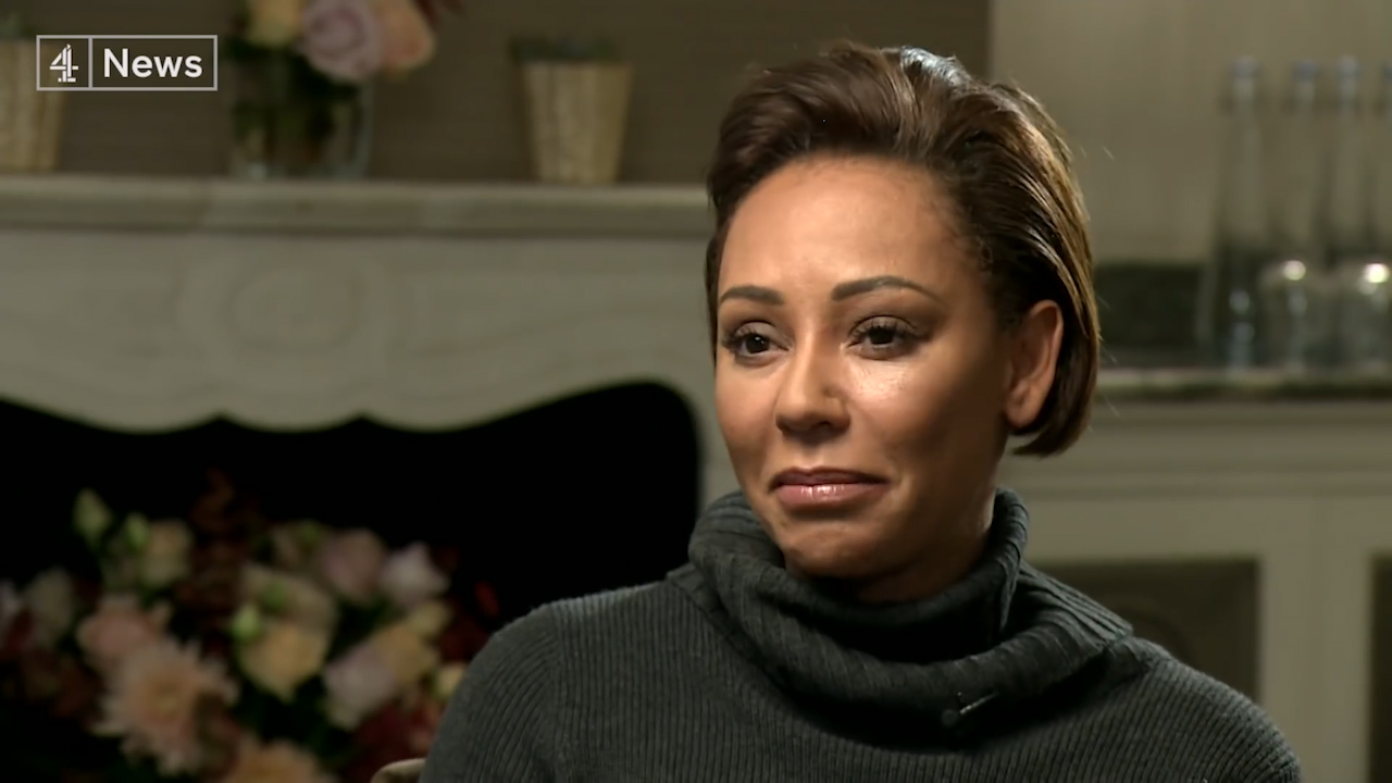 Mel B opens up about her alleged domestic abuse