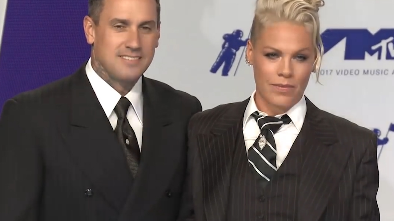Pink opens up about parenting with Carey Hart