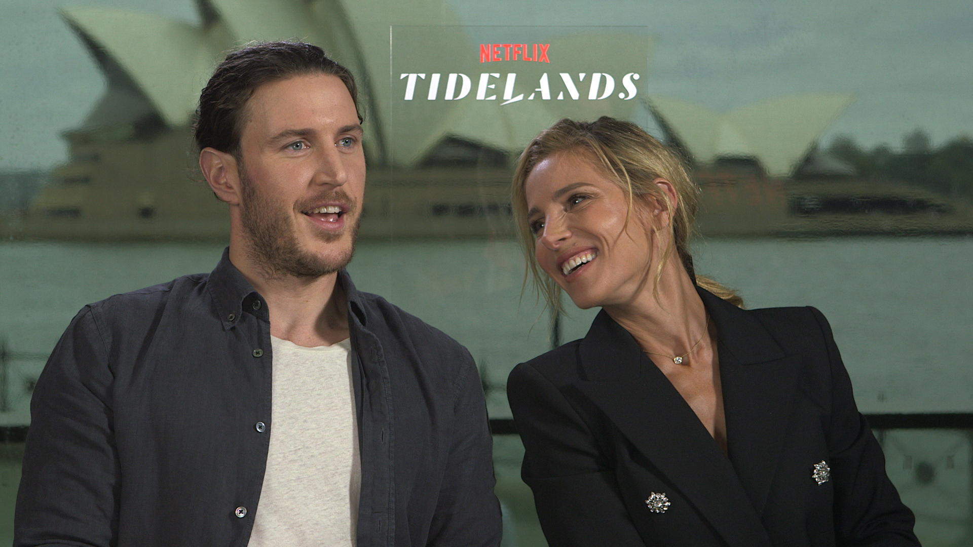 The cast of Netflix's 'Tidelands' discuss their dark, thrilling show