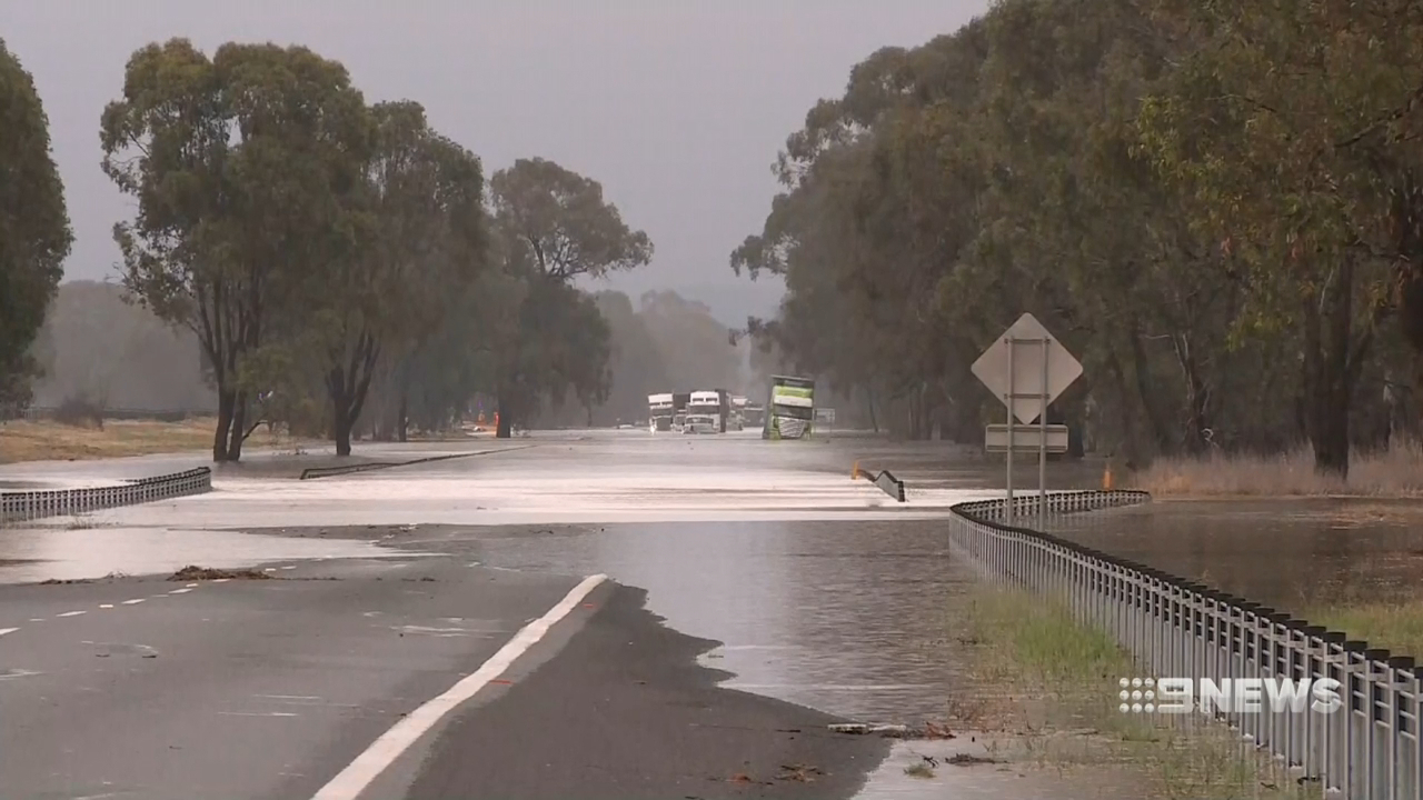 Record breaking floods spark dramatic rescue missions across Victoria