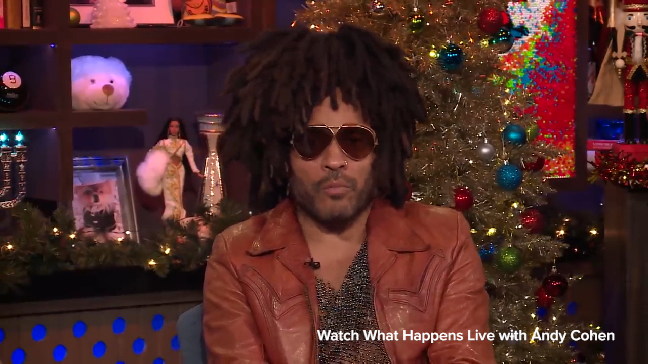 Lenny Kravitz addresses relationship with ex Nicole Kidman