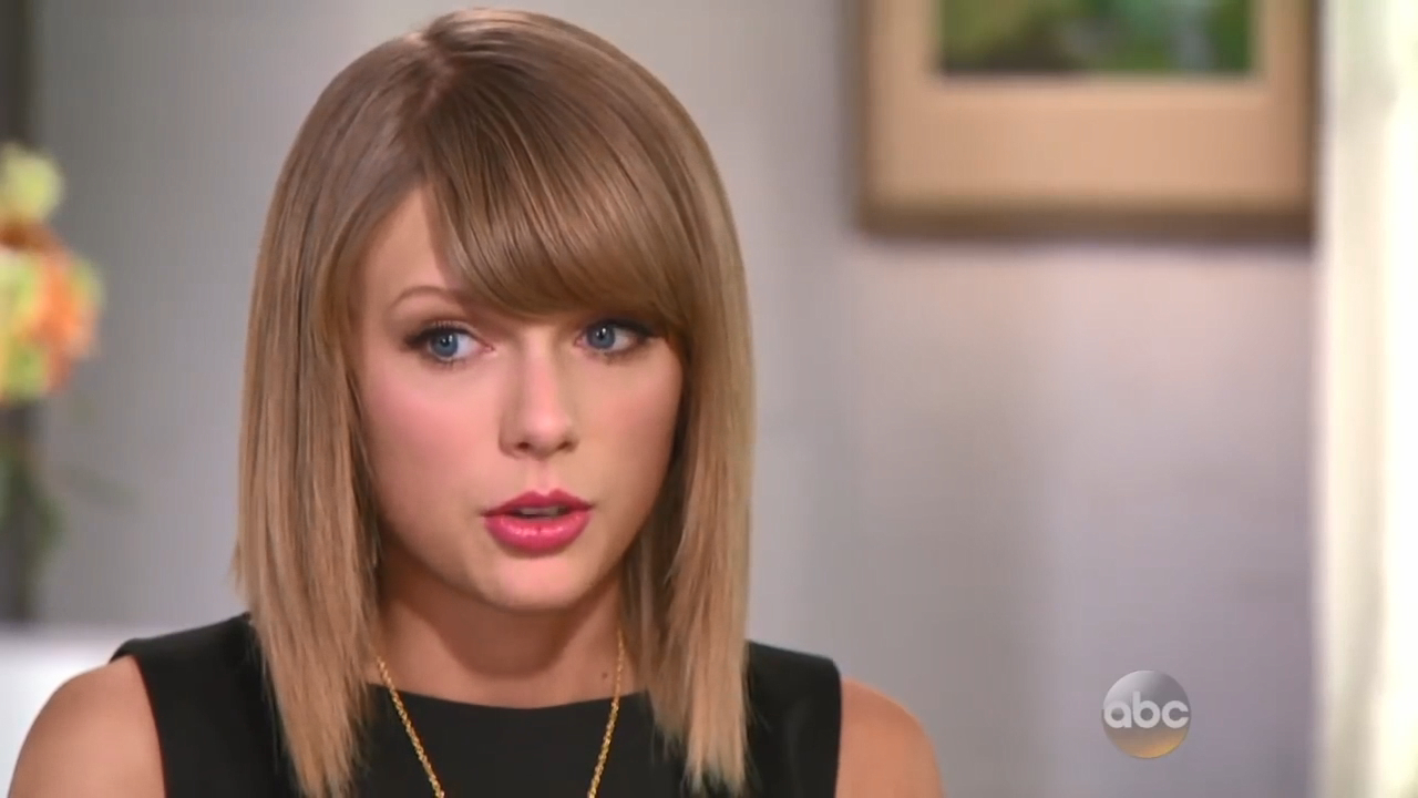 Taylor Swift says she hasn't be alone in five years