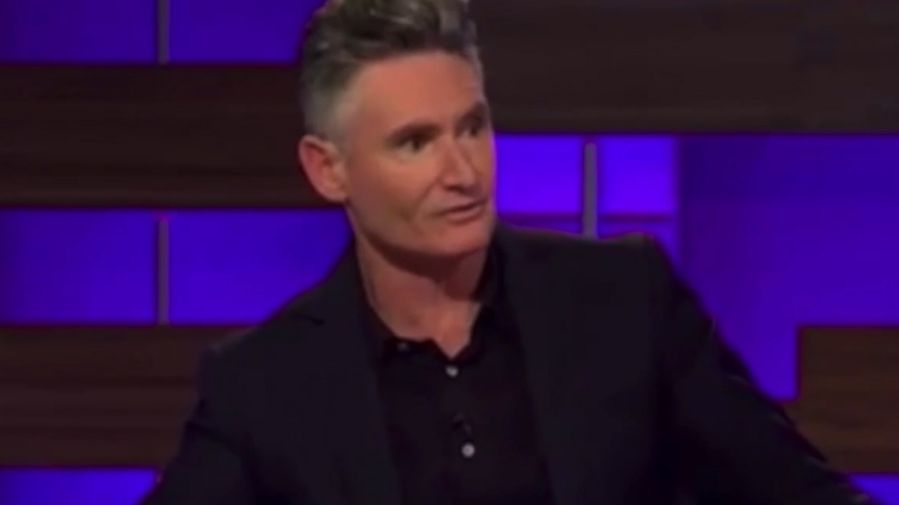 Dave Hughes and his wife talk about sex
