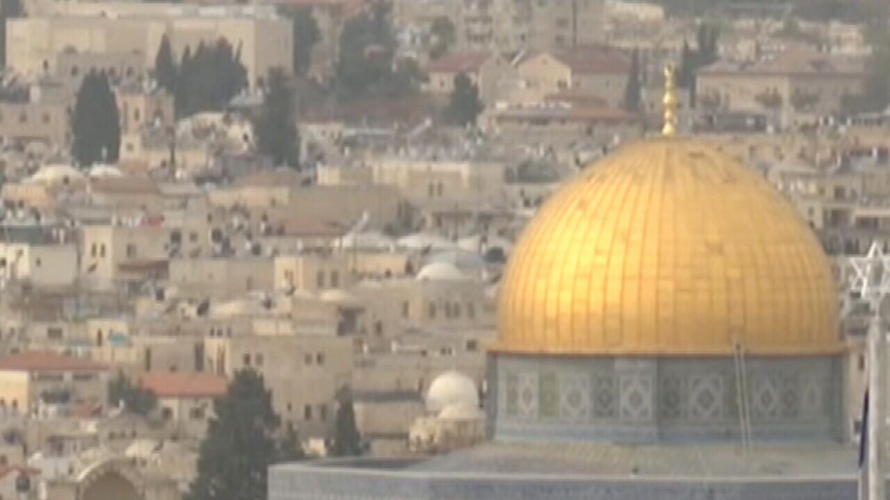 'Recognising Jerusalem risks religious war'