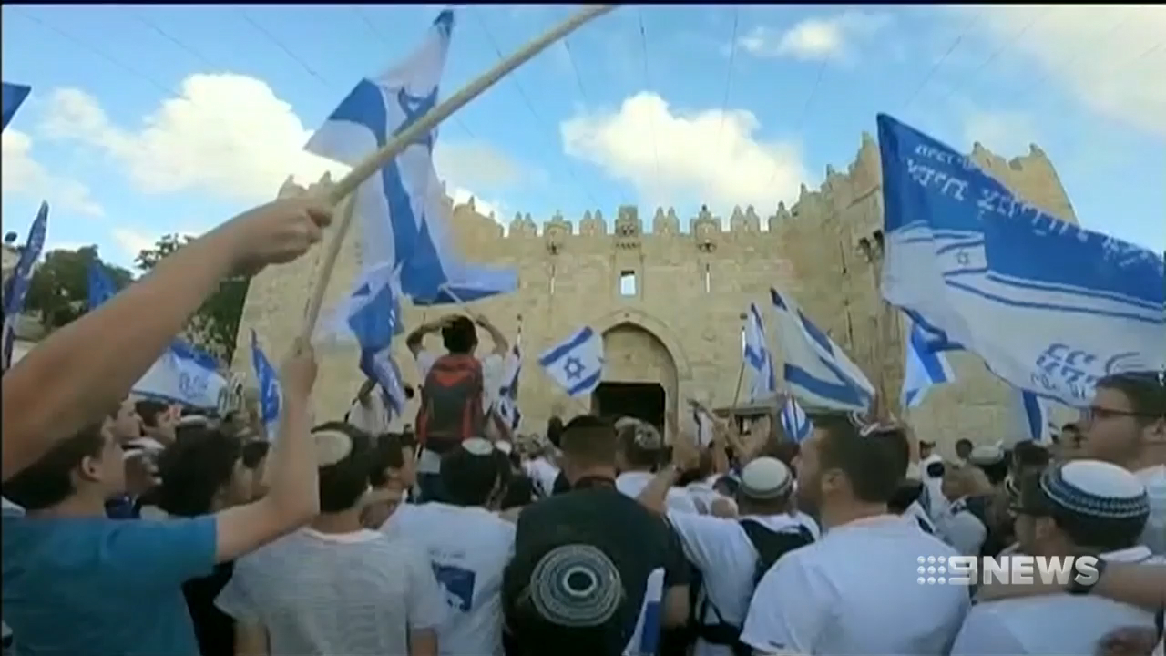 Prime Minister formally recognises Jerusalem as Israel's capital