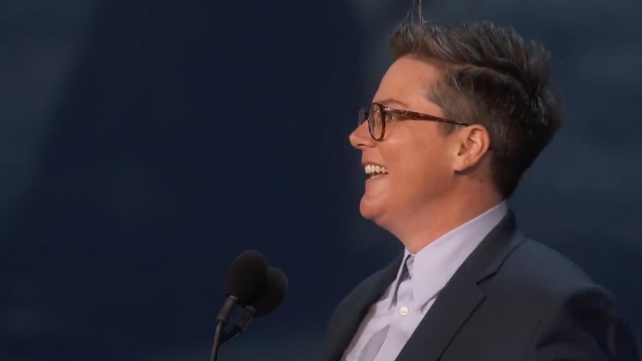 Hannah Gadsby's Emmys speech