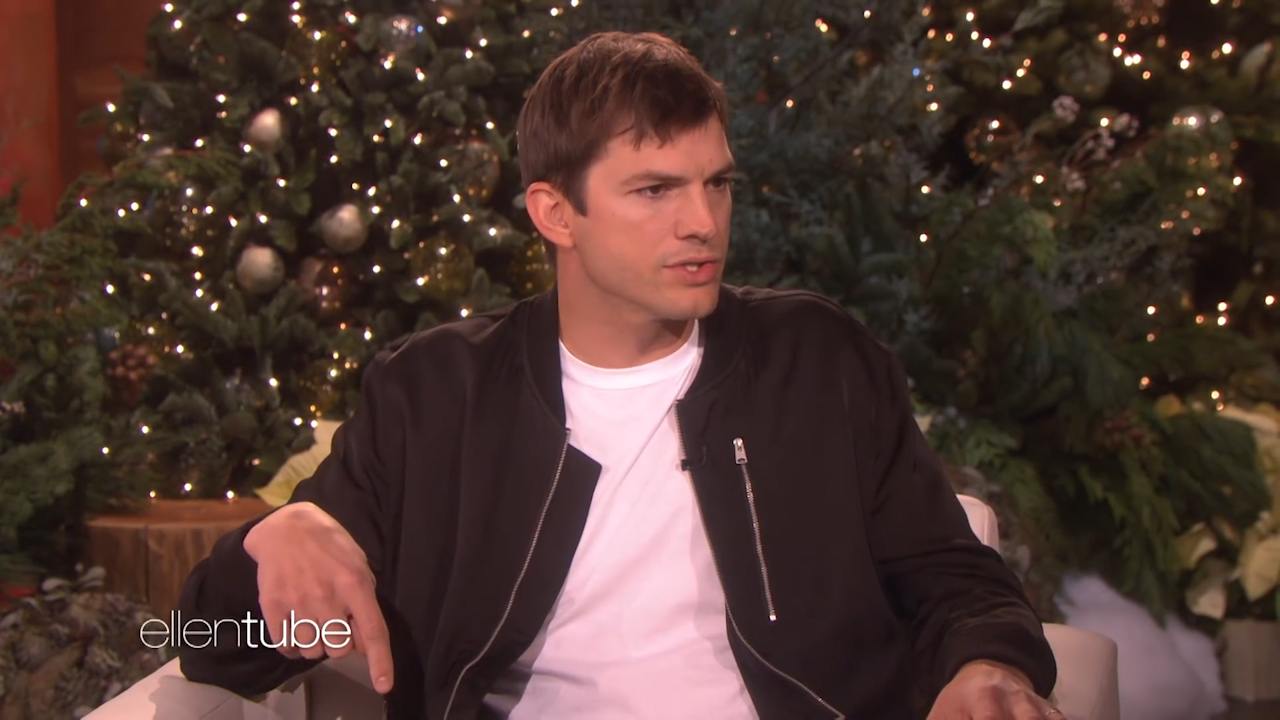 Ashton Kutcher opens up about friendship with Dax Shephard