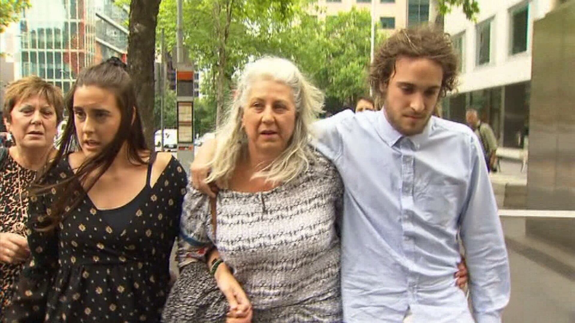 Jailed bus driver's family speaks out