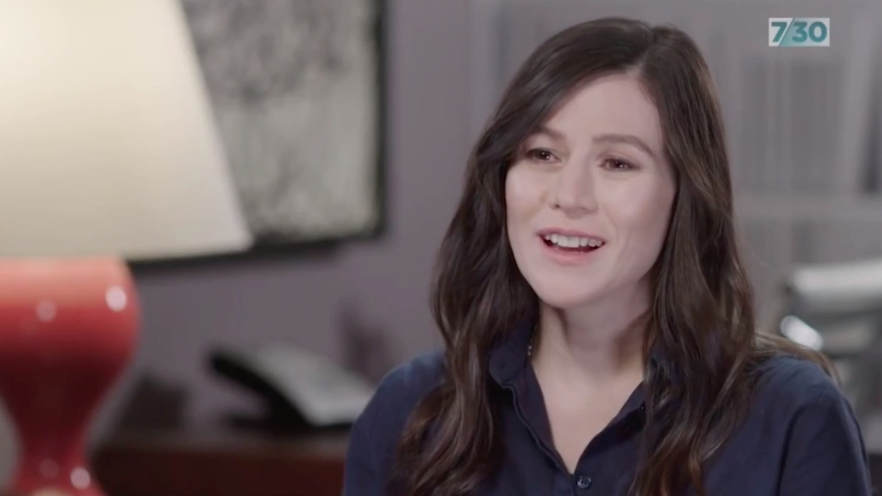 Yael Stone speaks out about Geoffrey Rush