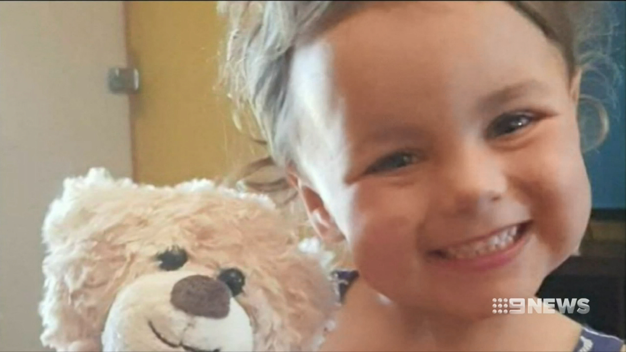 Three-year-old girl crushed by sandstone memorial