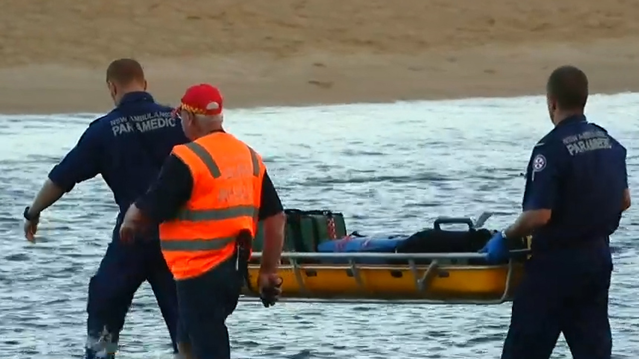 NSW double drowning