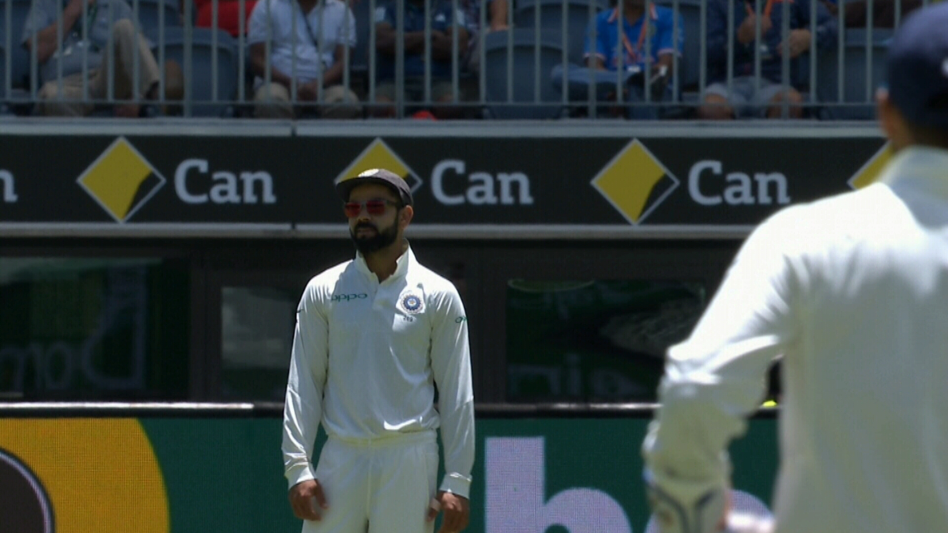 Kohli vs Paine spat escalates