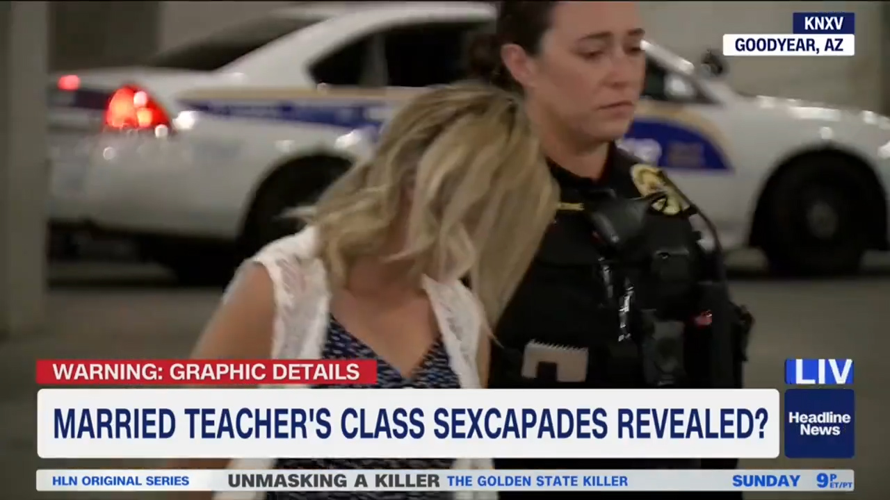 US teacher 'traded naked pictures' with 13-year-old student