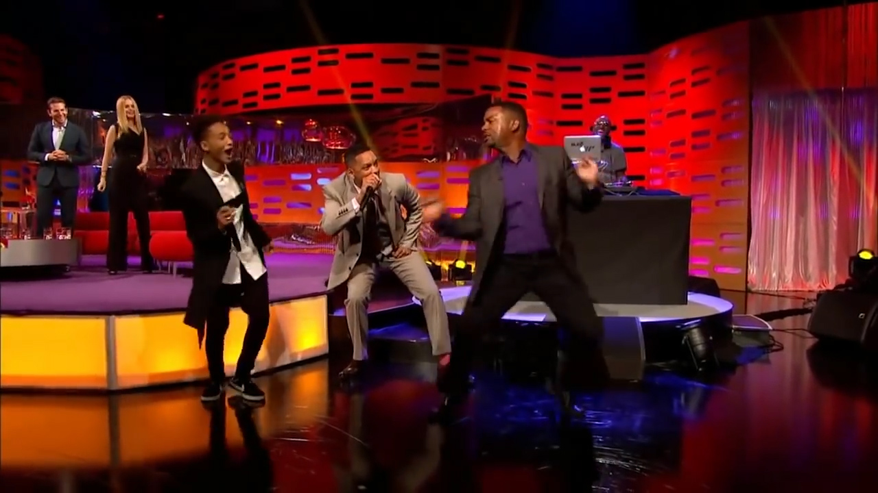 Will Smith and Alfonso Ribeiro perform The Carlton Dance