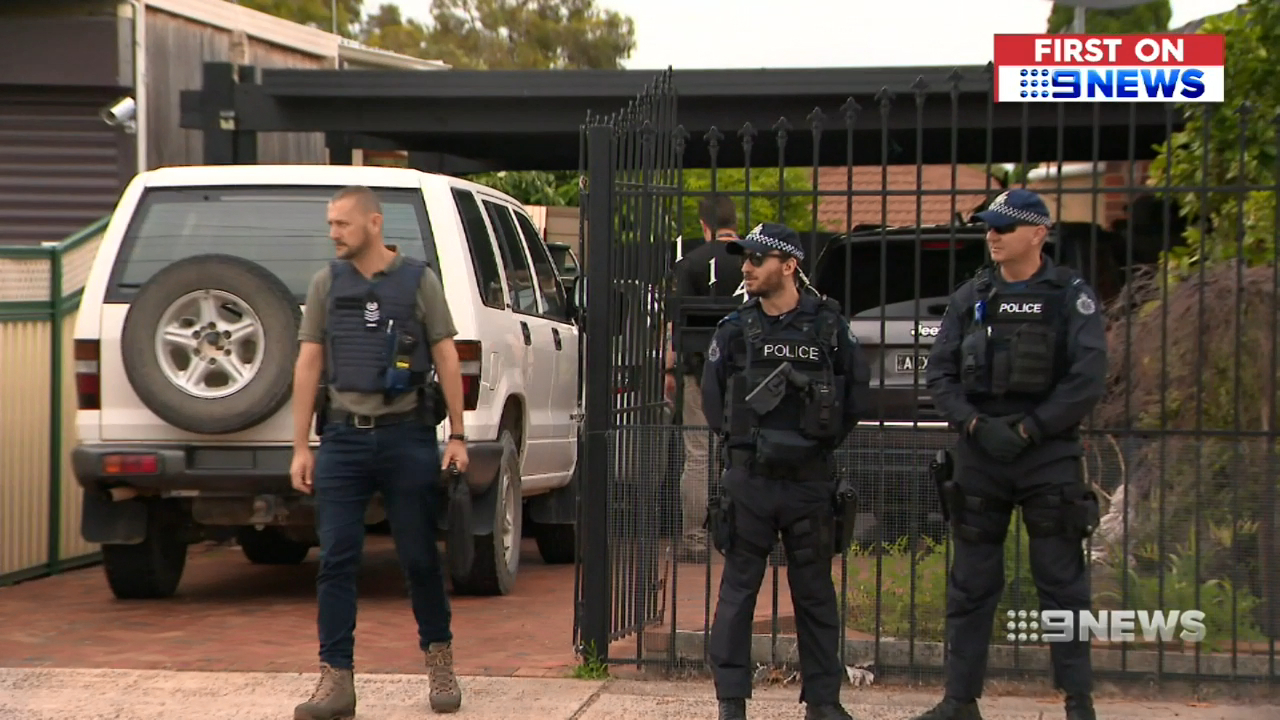 ASIO and AFP raid Melbourne home