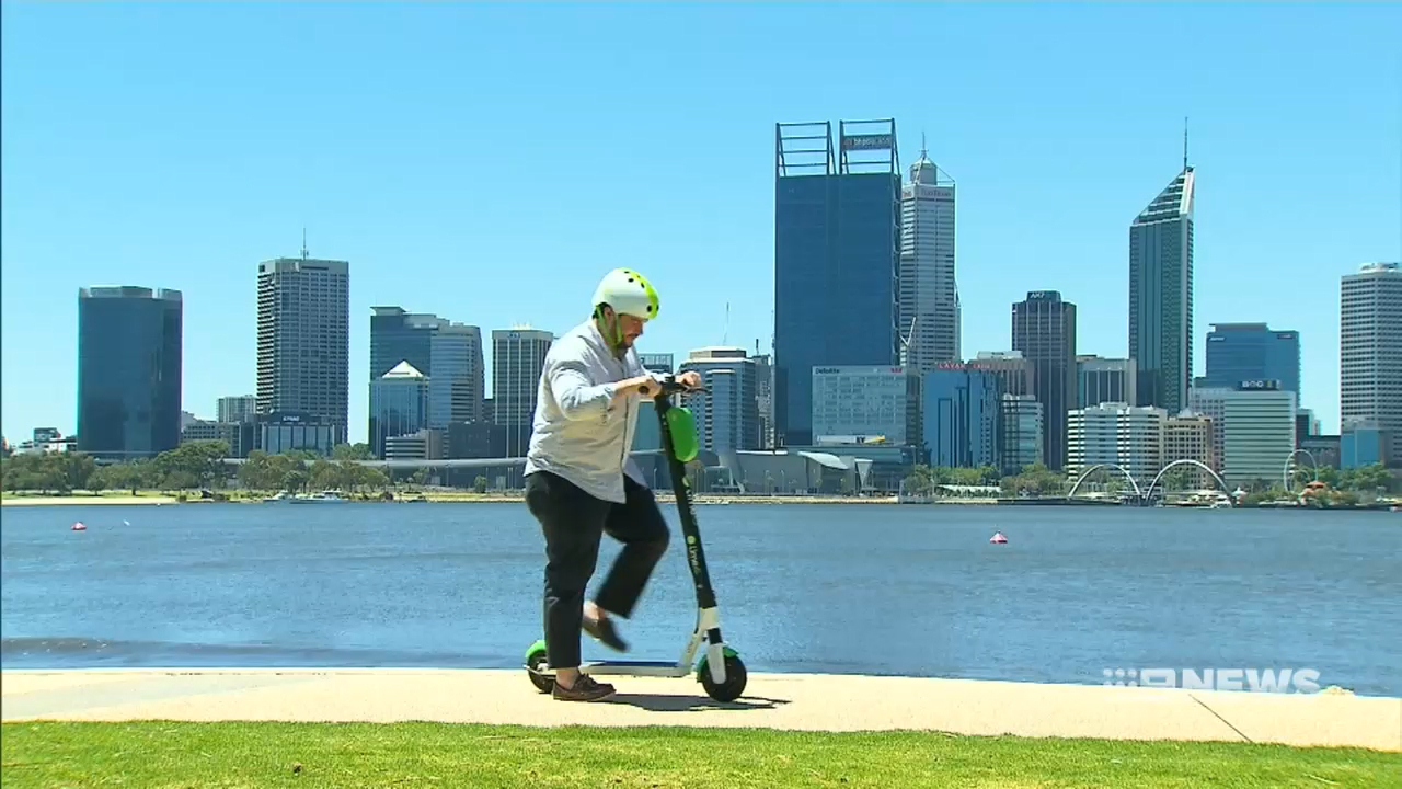Lime E-scooters to be rolled out in Perth