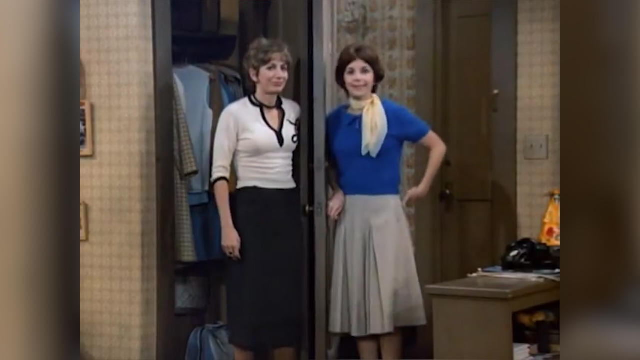 Penny Marshall stars in 'Laverne & Shirley'