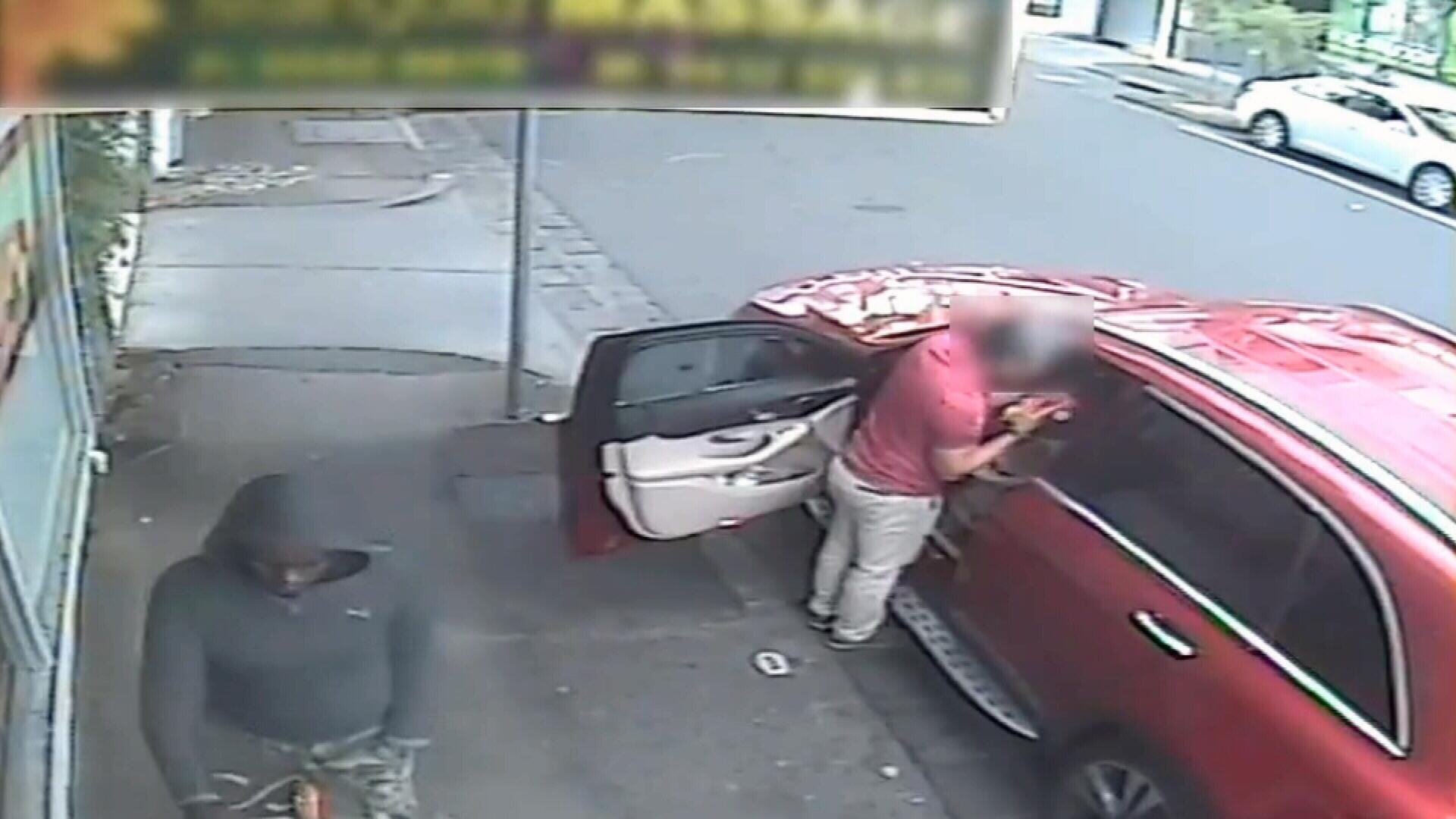 Footscray robbery