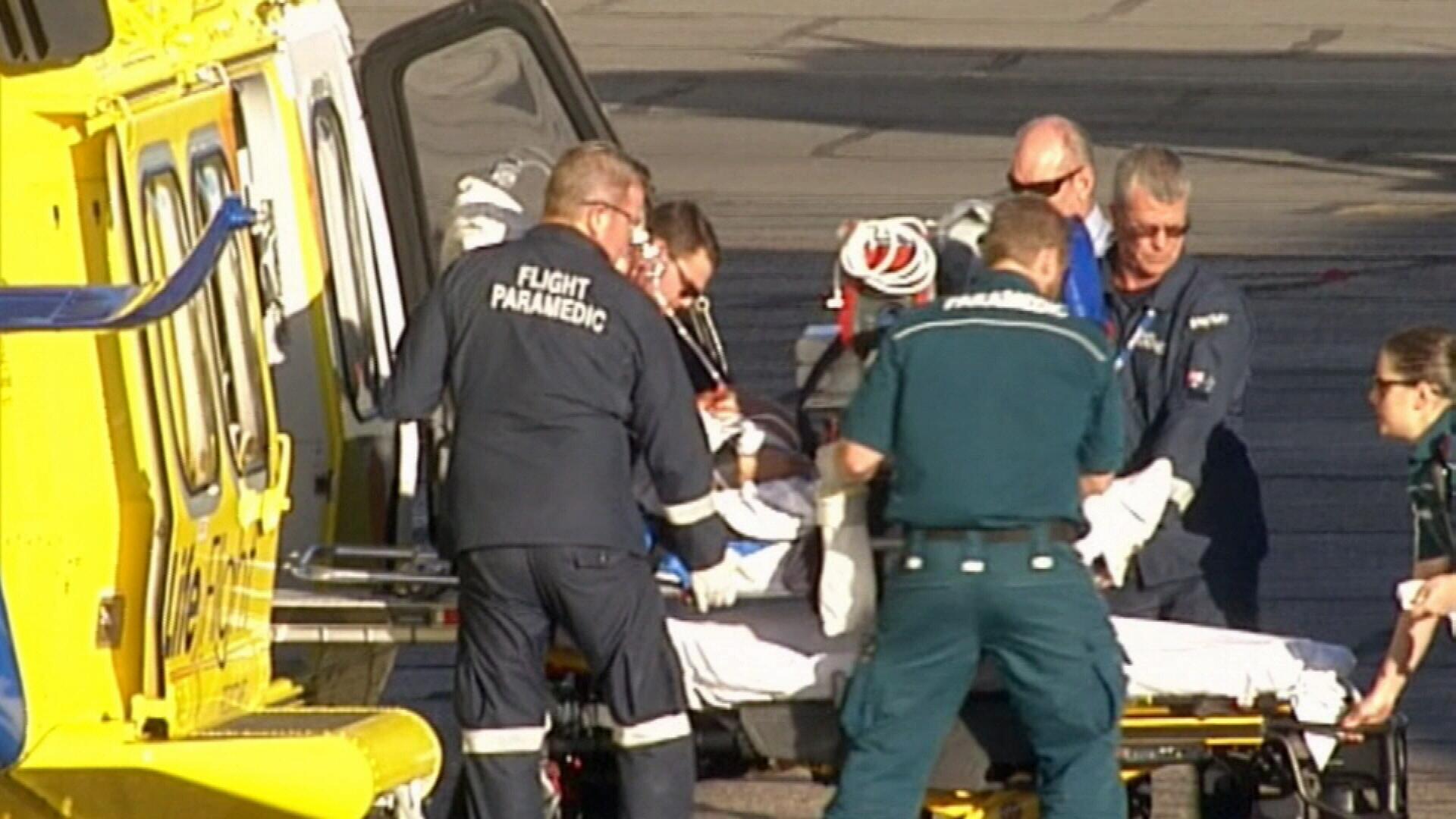 Guard bashed in brutal Queensland prison attack