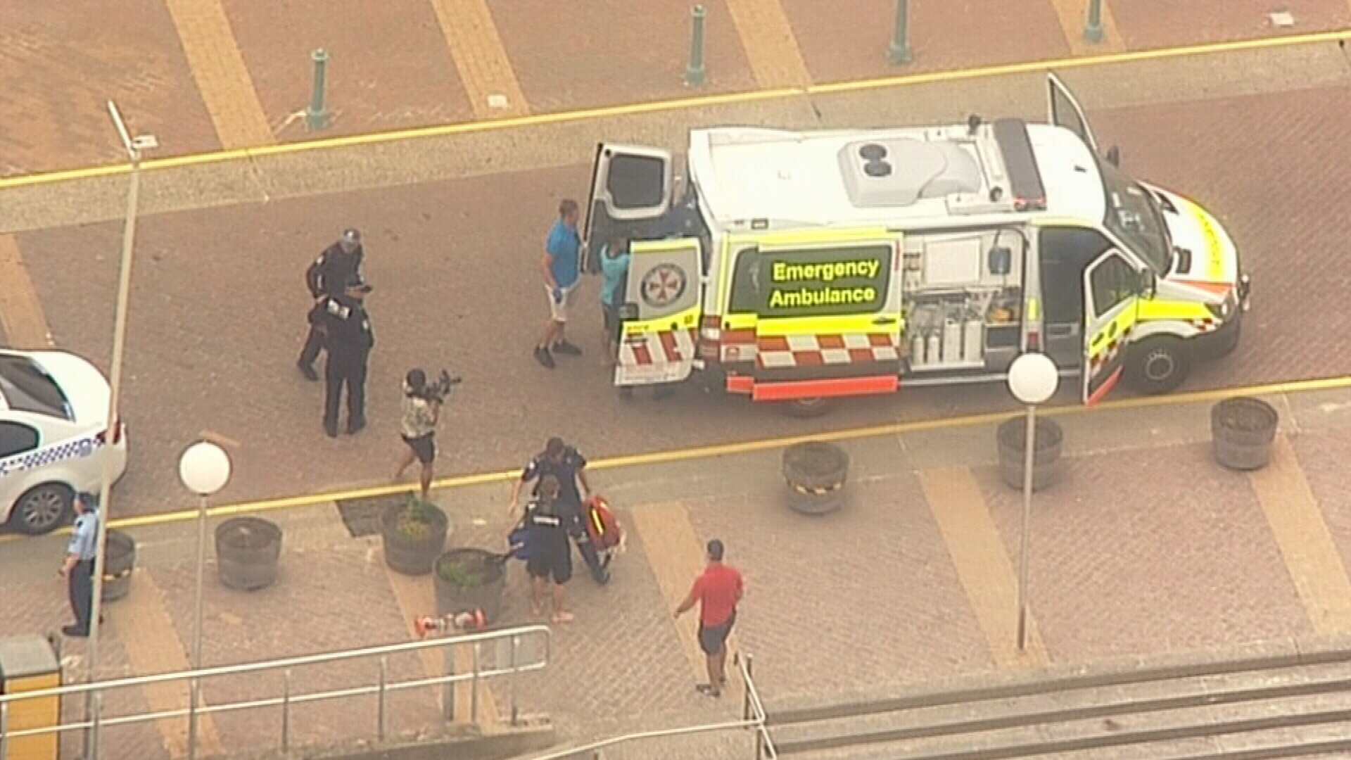 Man found face down in the water at Bondi Beach