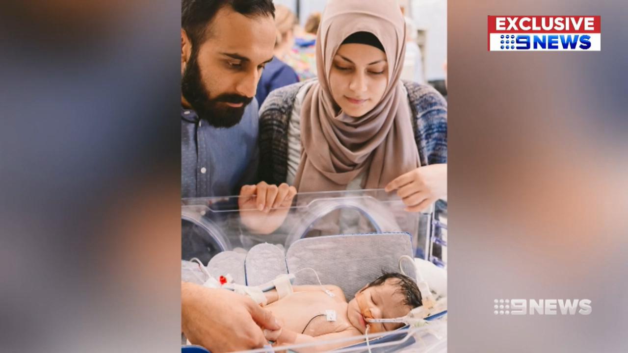 Gas mix-up kills newborn baby