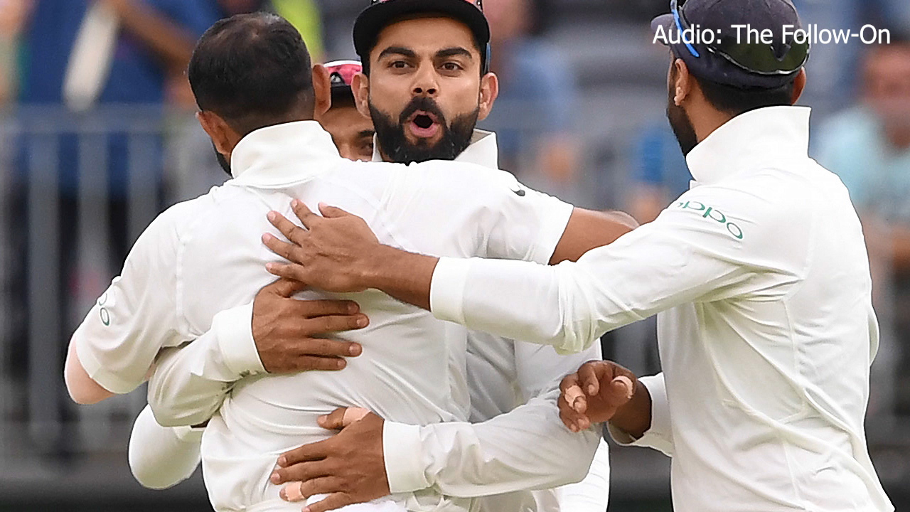 Border throws support behind Kohli