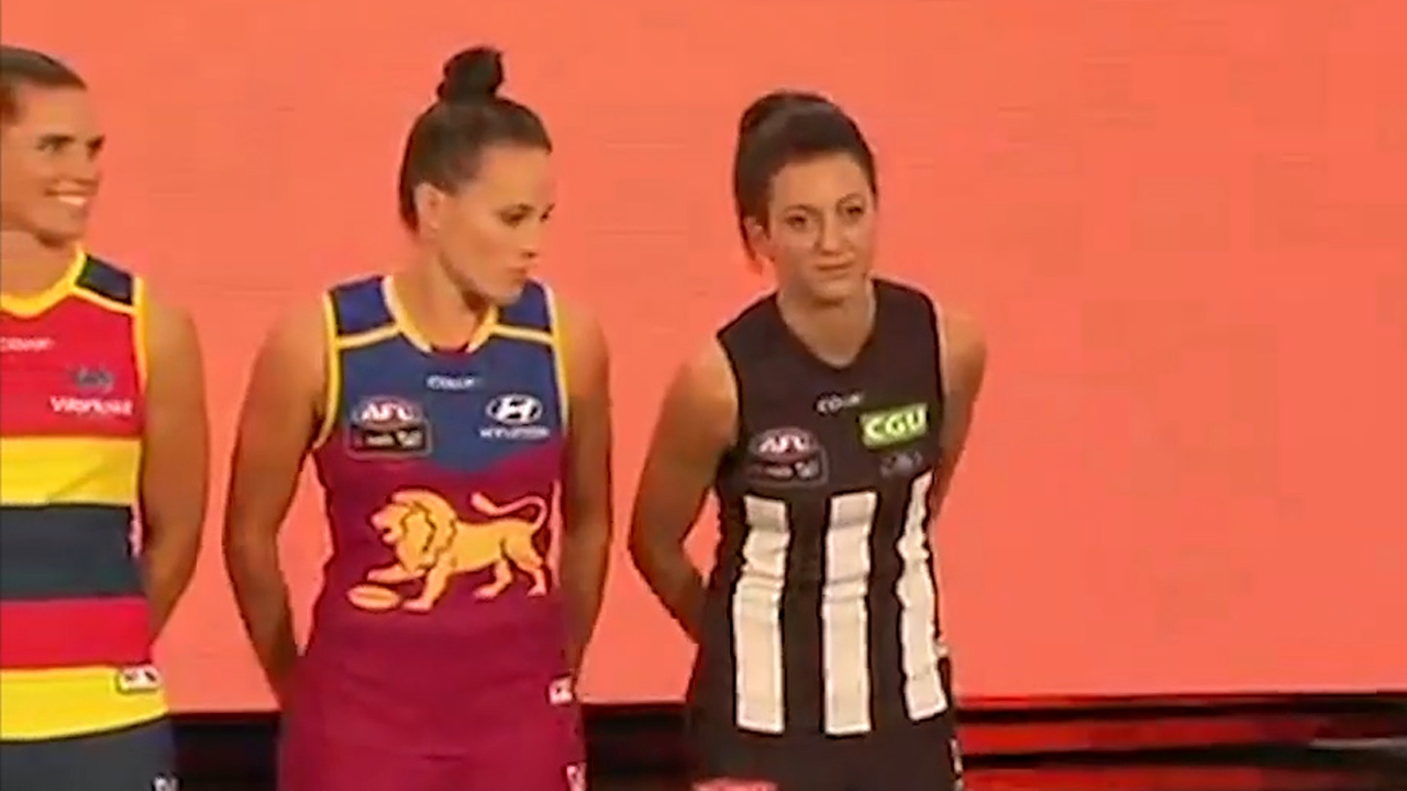 Four new teams for AFLW