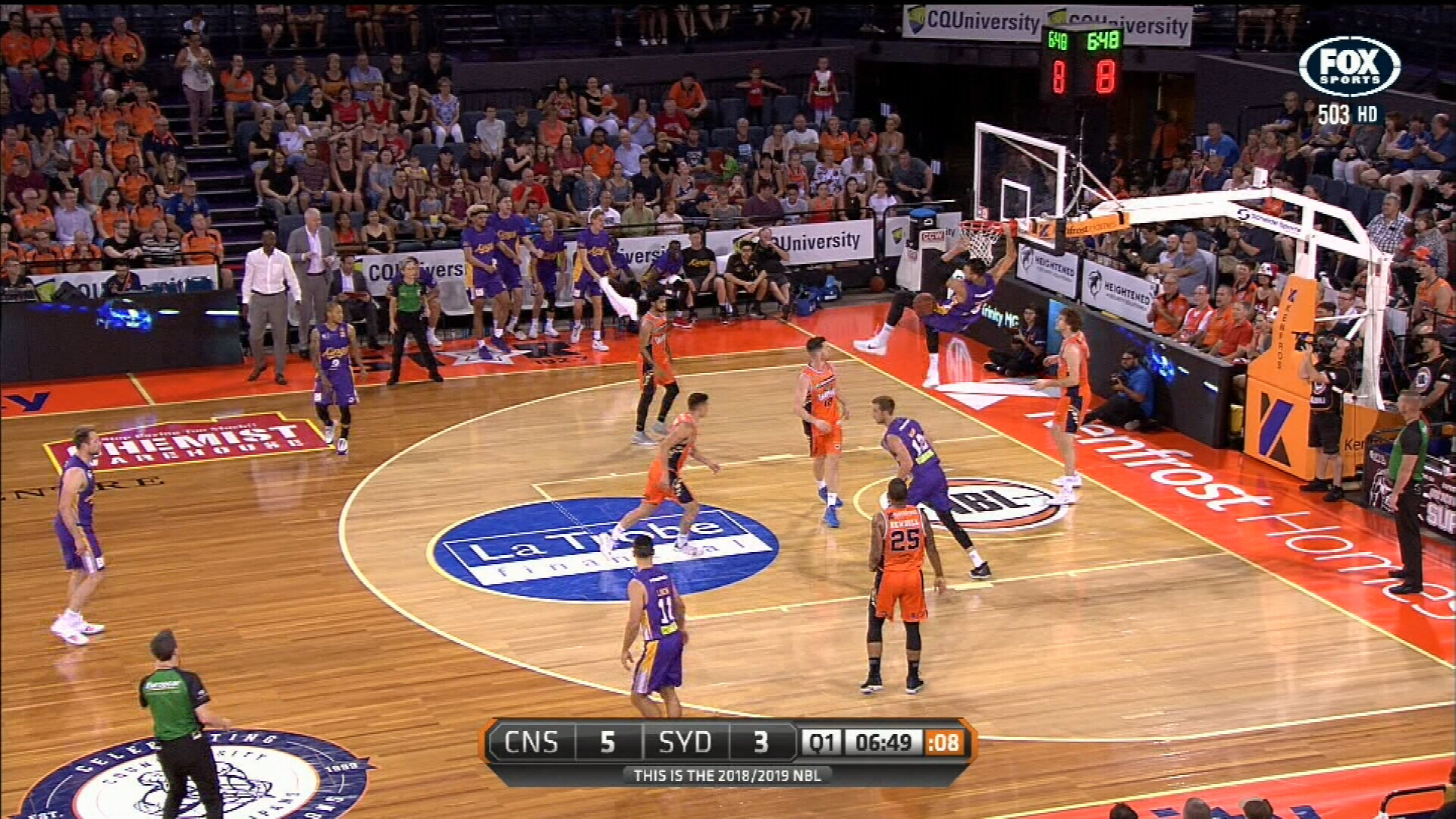 Cairns record 13th straight NBL loss