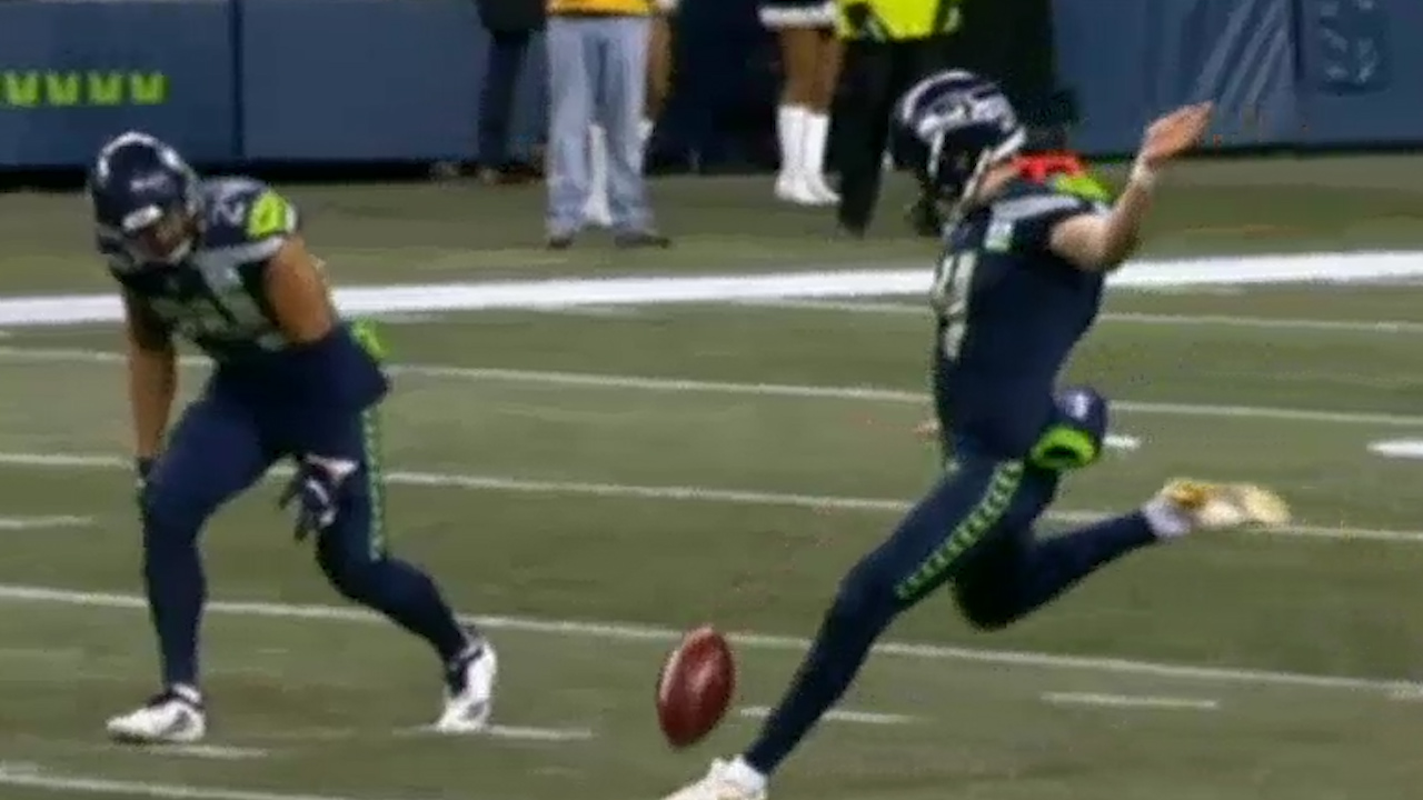 a01b79faf NFL  Michael Dickson backed by Seattle Seahawks coach Pete Carroll to drop- kick field goals and PATs