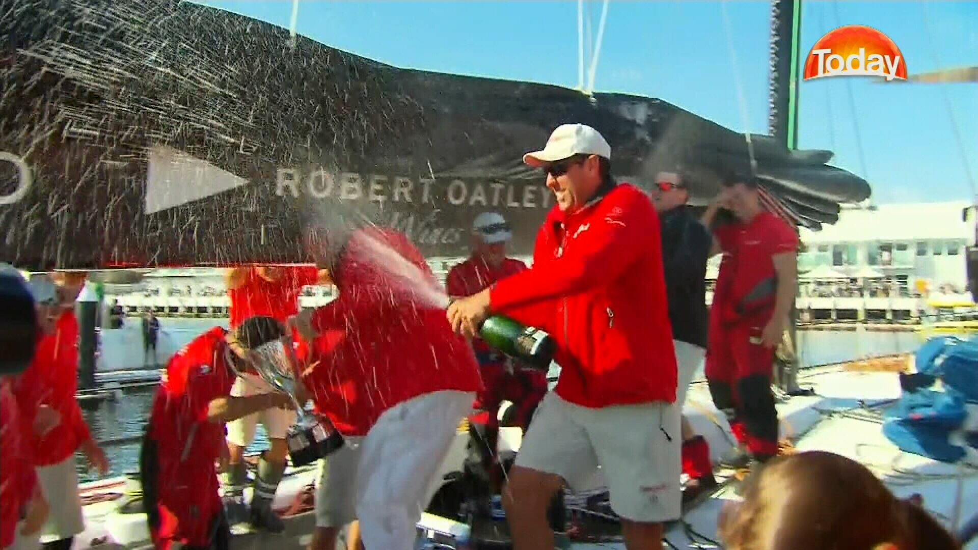 Wild Oats XI relish 'redemption' victory