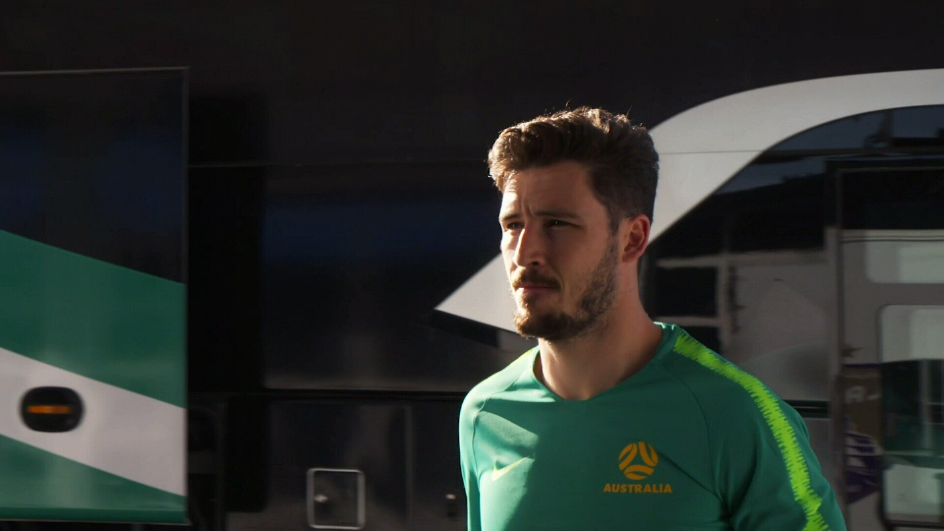 Winger Leckie given Asian Cup all clear